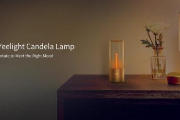 xiaomi yeelight candela promocja