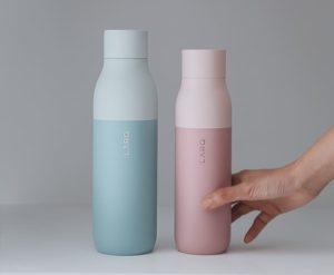 samoczyszcząca butelka