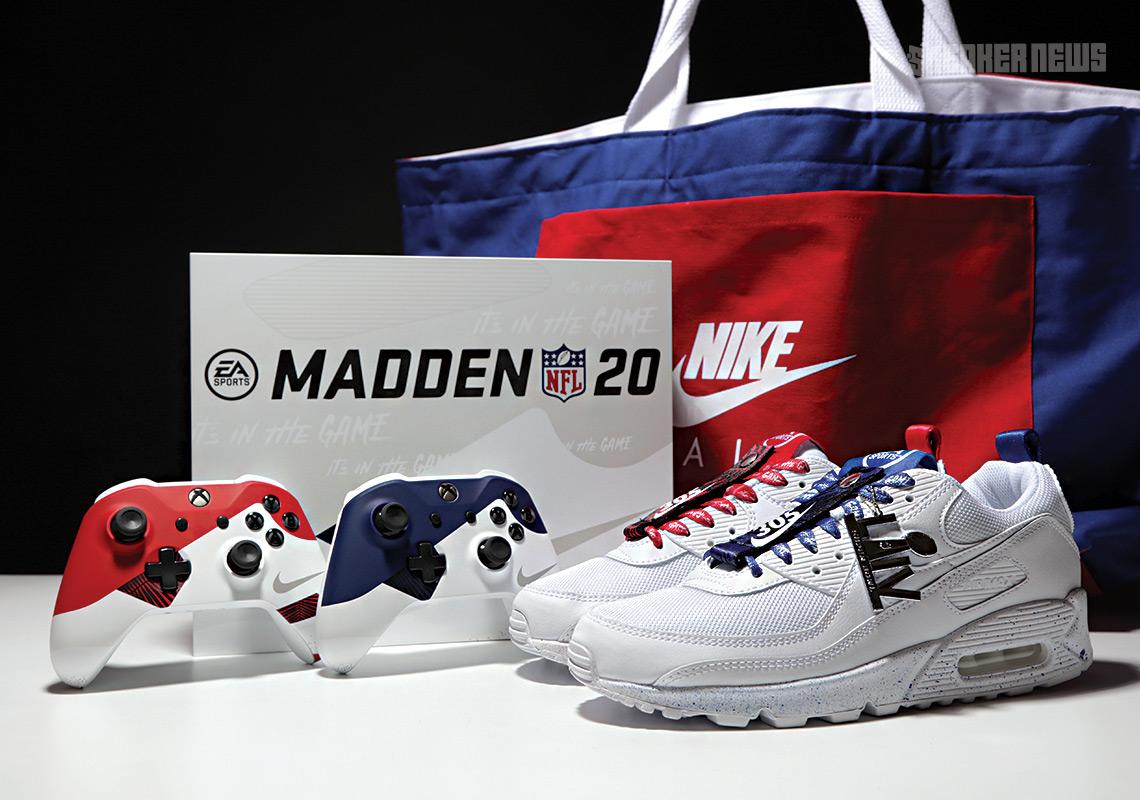 Nike x Madden NFL 20 Air Max 90