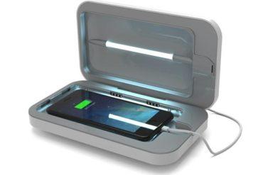 jak wyczyścić smartfona z bakterii