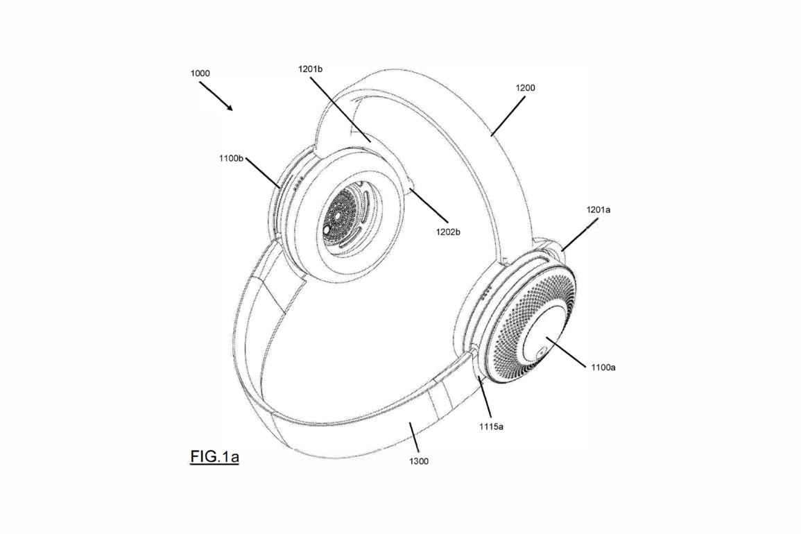 Projekt słuchawek/oczyszczacza Dyson