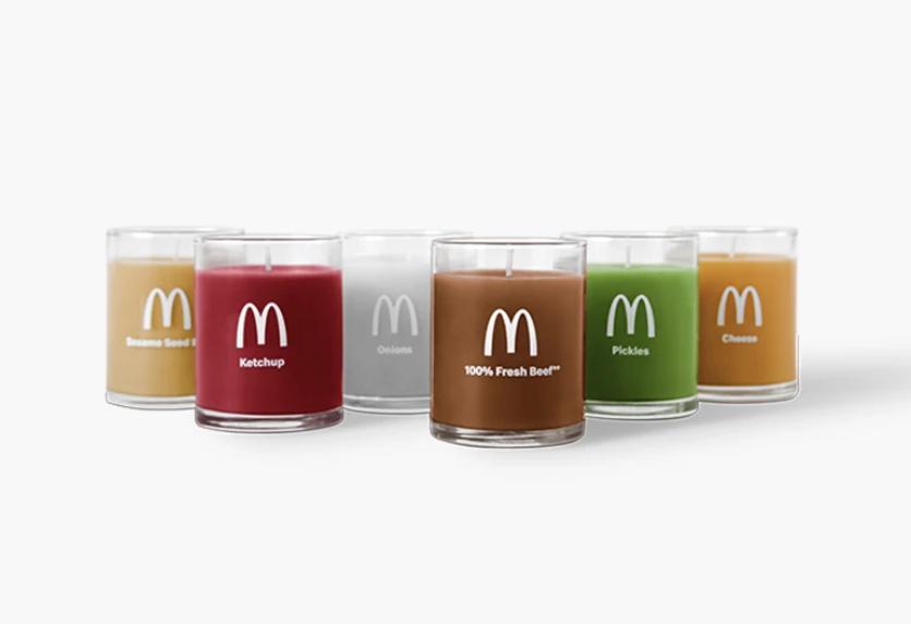 świece McDonald's