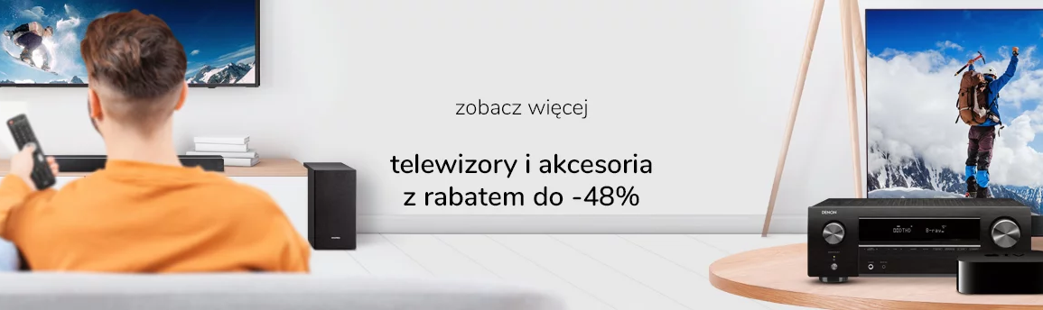 smart tv promocje