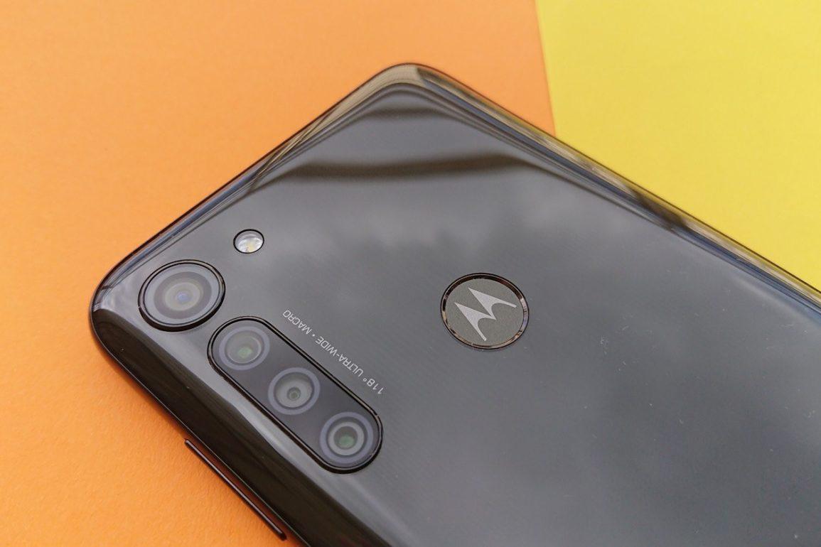 Motorola Moto G8 Power aparat