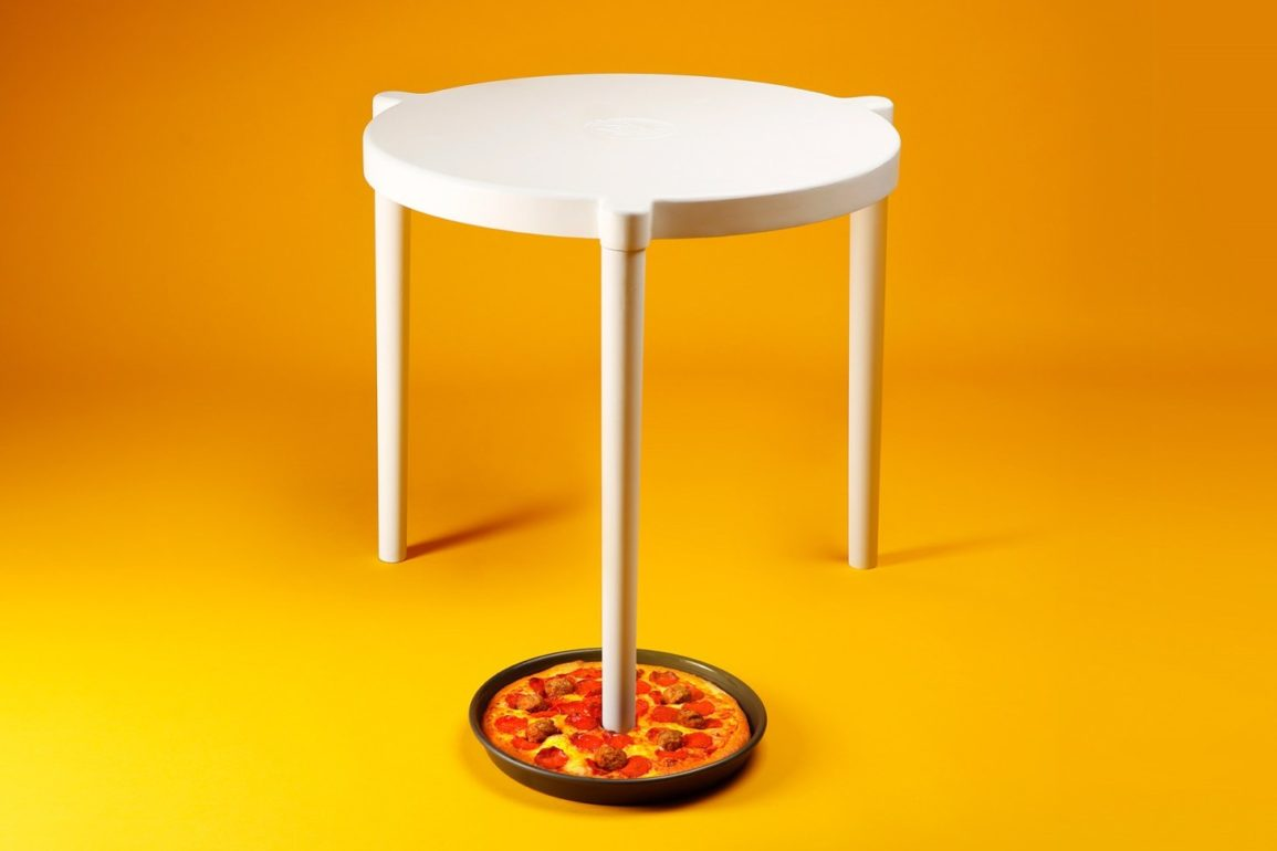 IKEA x Pizza Hut