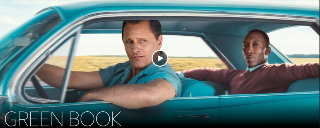 green book film vod