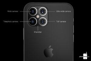 iphone 12 max pro aparat
