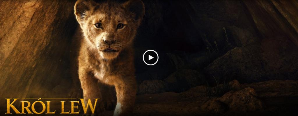 król lew 2019 hbo go