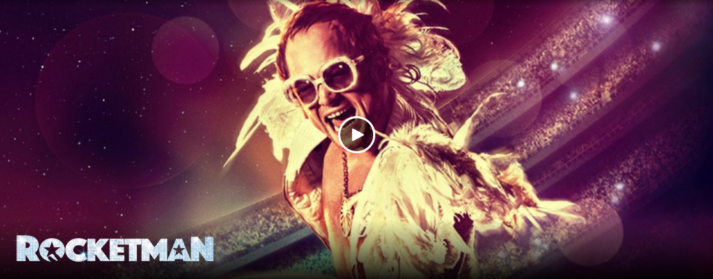 rocketman VOD