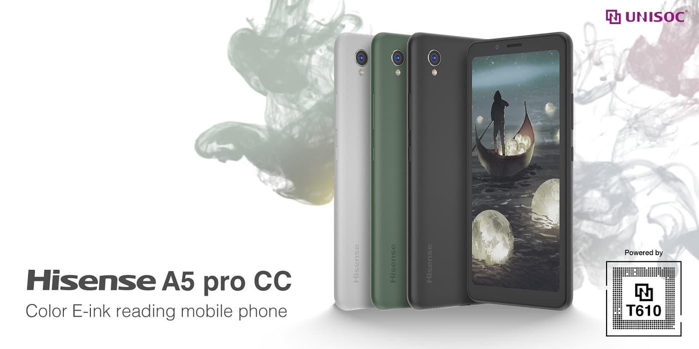 Hisense A5C Pro CC