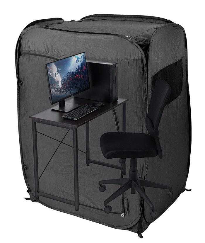 Namiot do pracy zdalnej