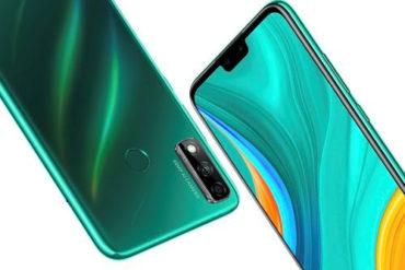 Huawei Y8s specyfikacja