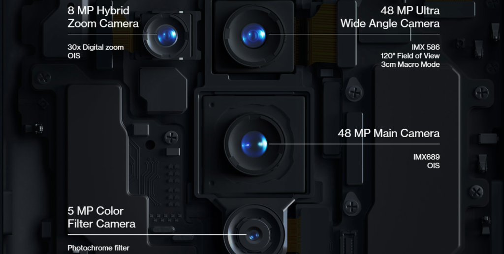 oneplus 8 pro aparat