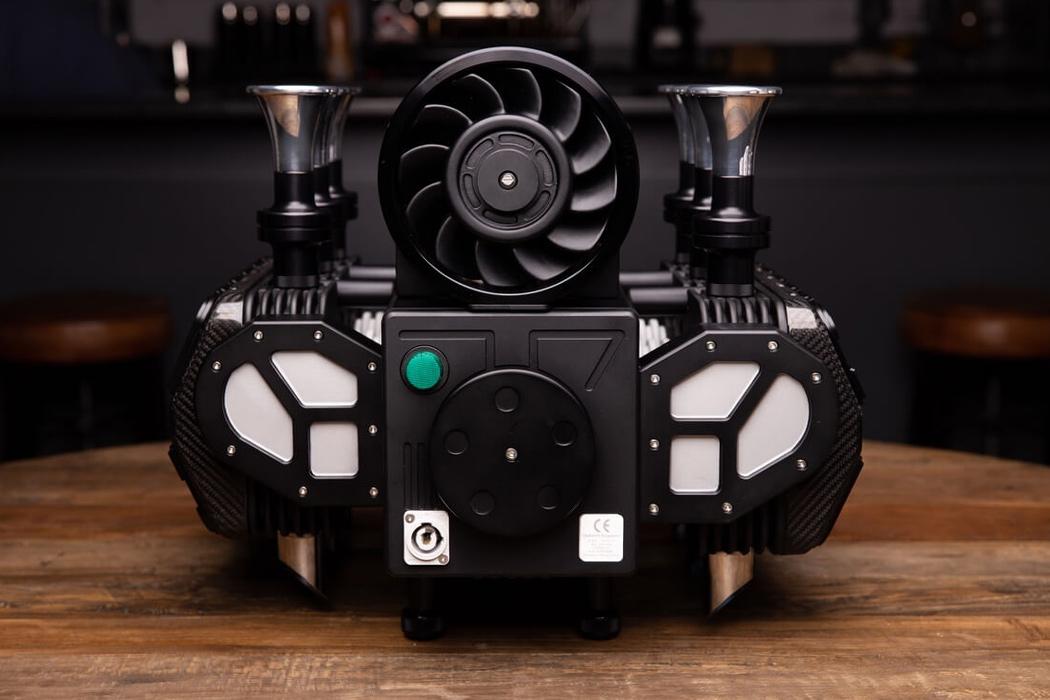 Espresso Veloce RS Black Edition
