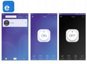 b-line aplikacja eWeLink