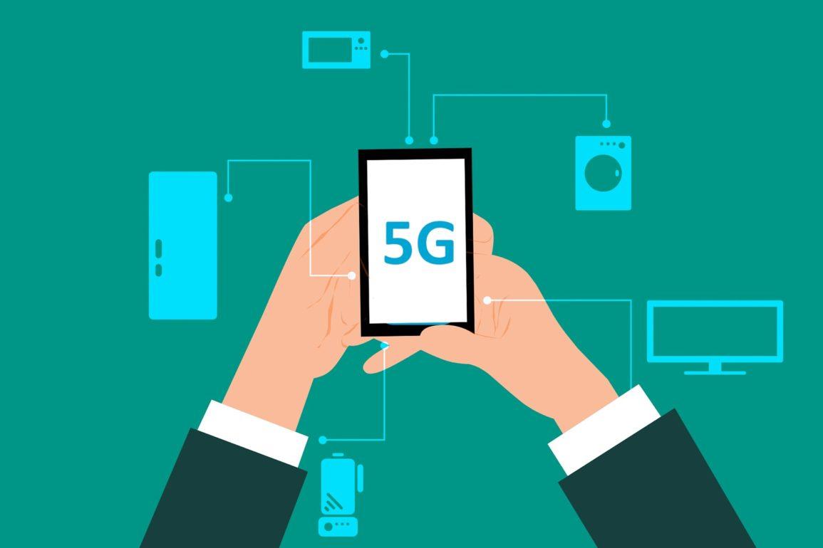 smartfon z modemem 5g