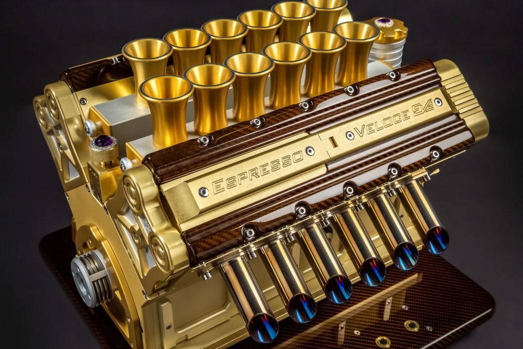The Espresso Veloce Royale 01