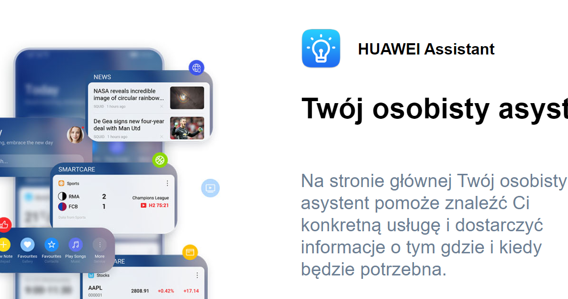 asystent huawei