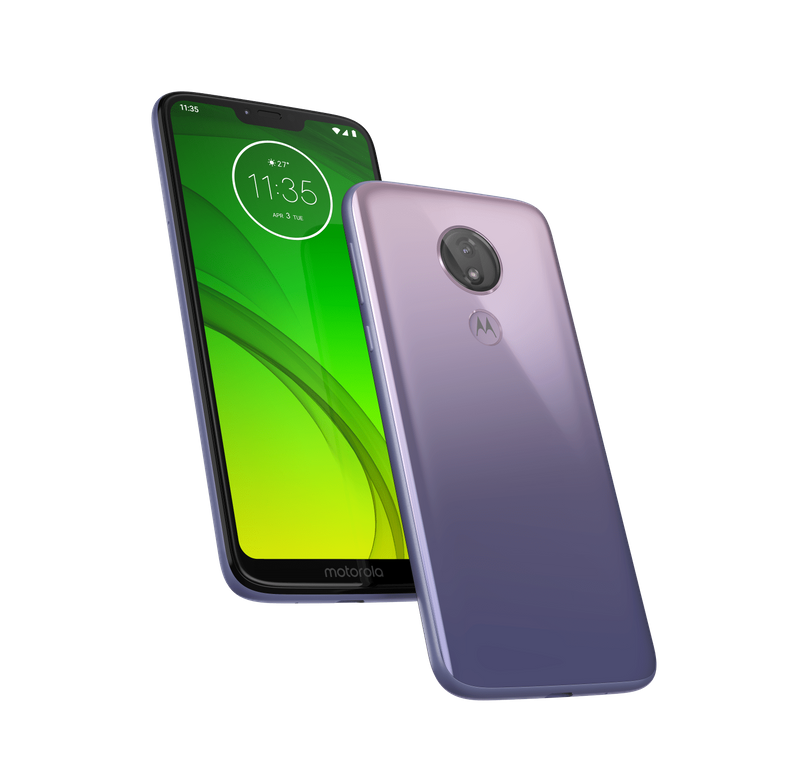 motorola moto g7 power android 10